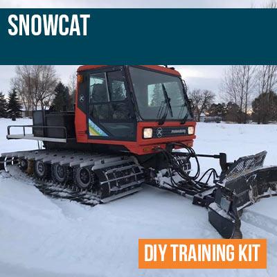 Snowcat DIY Training Kit
