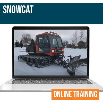 Snowcat Online Safety Training