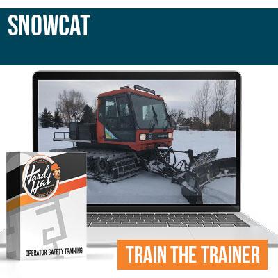 Snowcat Train the Trainer