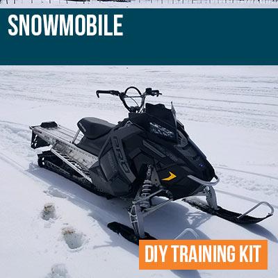Snowmobile DIY Training Kit