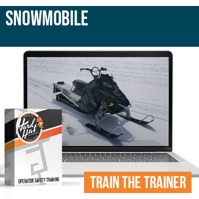 Snowmobile Train the Trainer