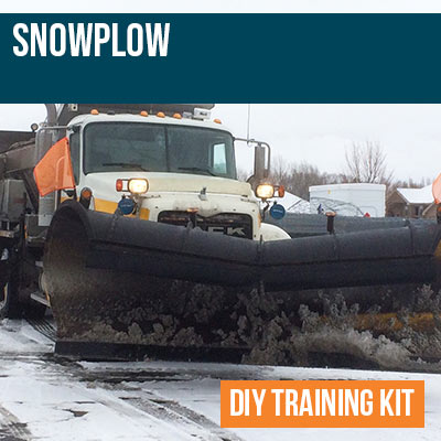 Snow Plow DIY Training Kit