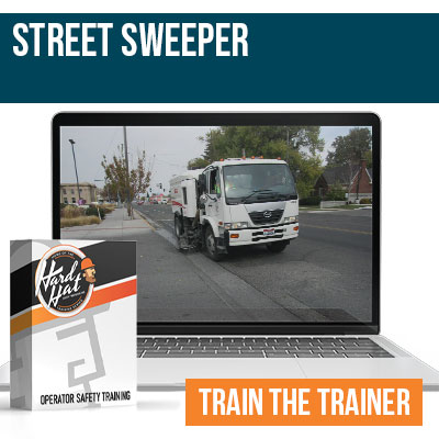Street Sweeper Train the Trainer
