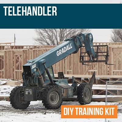 Telehandler DIY Training Kit
