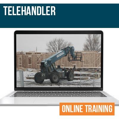Telehandler Online Safety Training