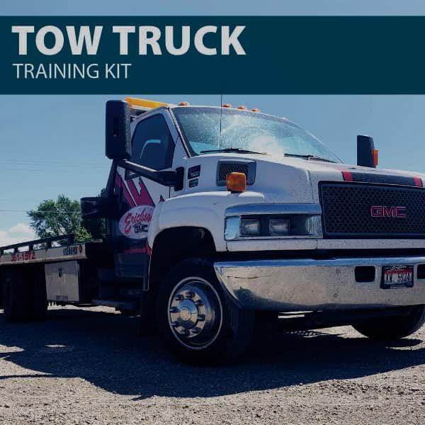 tow truck training kit