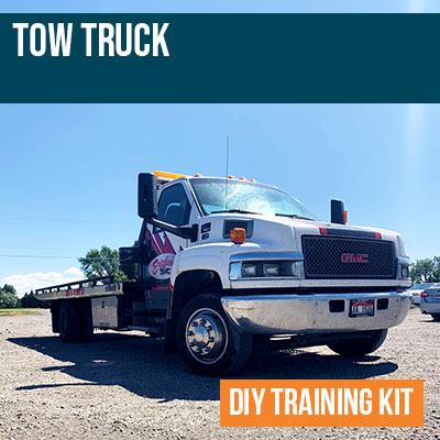 Tow Truck DIY Training Kit