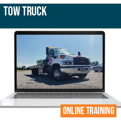 Tow Truck Online Safety Training