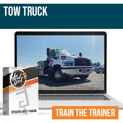 Tow Truck Train the Trainer