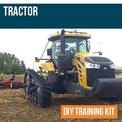 Tractor DIY Training Kit