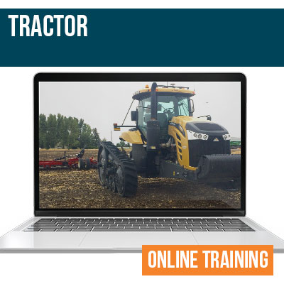 Tractor Safety Online Safety Training
