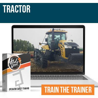 Tractor Train the Trainer