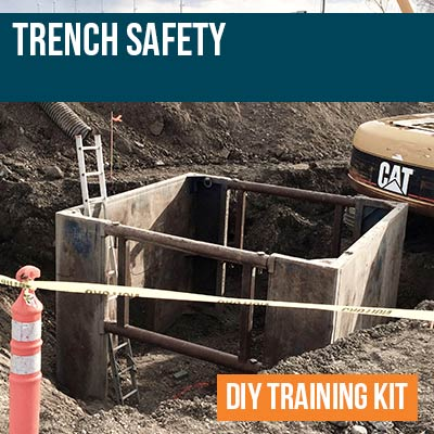 Trench Safety DIY Training Kit