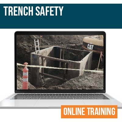 Trench Safety Online Safety Training