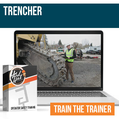 Trencher Train the Trainer