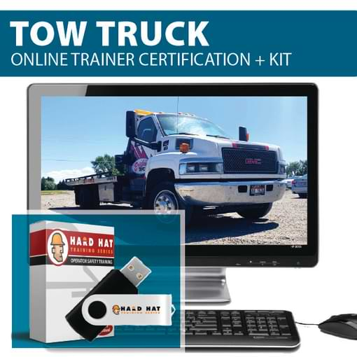 Tow Truck Train the Trainer Certification