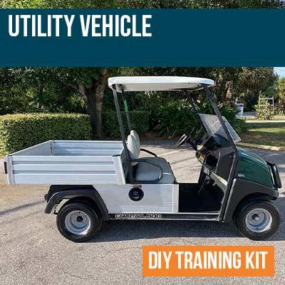 Utility Vehicle DIY Training Kit