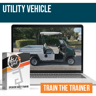 Utility Vehicle Train the Trainer
