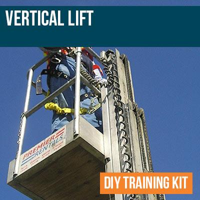 Vertical Lift DIY Training Kit