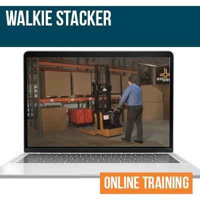 Walkie Stacker Online Safety Training