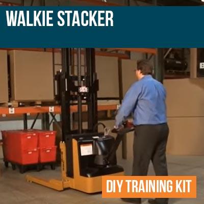 Walkie Stacker DIY Training Kit