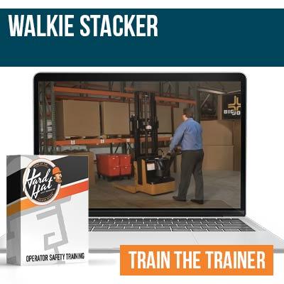 Walkie Stacker Train the Trainer