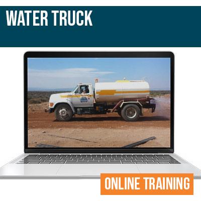 Water Truck Online Safety Training