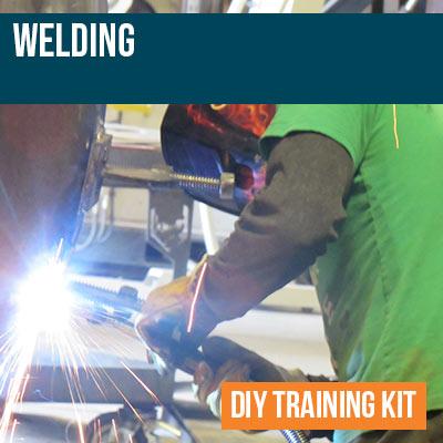 Welding DIY Training Kit