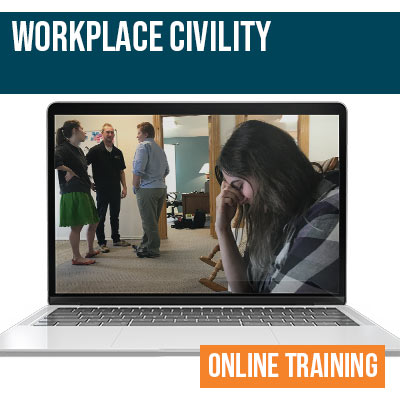 Workplace Civility Online Safety Training