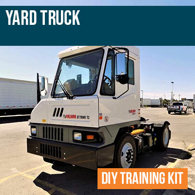 Yard Truck DIY Training Kit