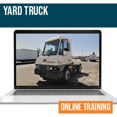 Yard Truck Online Safety Training