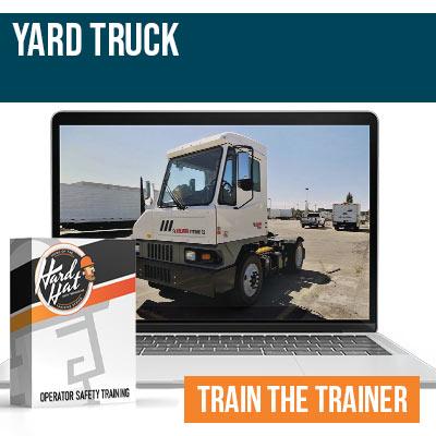 Yard Truck Train the Trainer