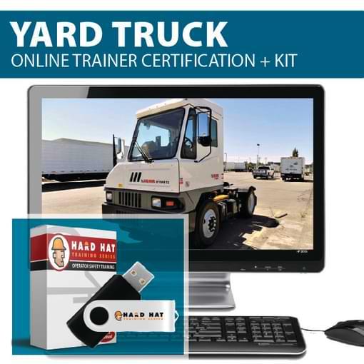 yard Truck Trainer Certification