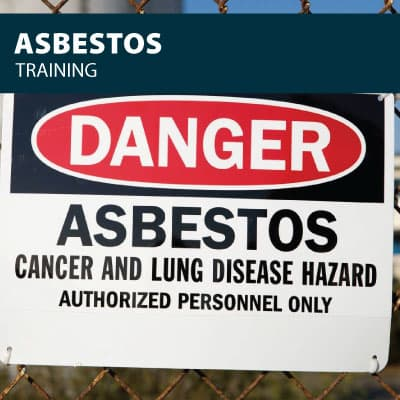 asbestos safety training certification