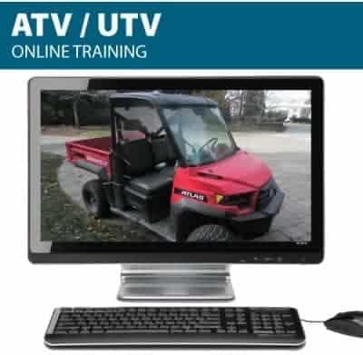 ATV/UTV Online Training