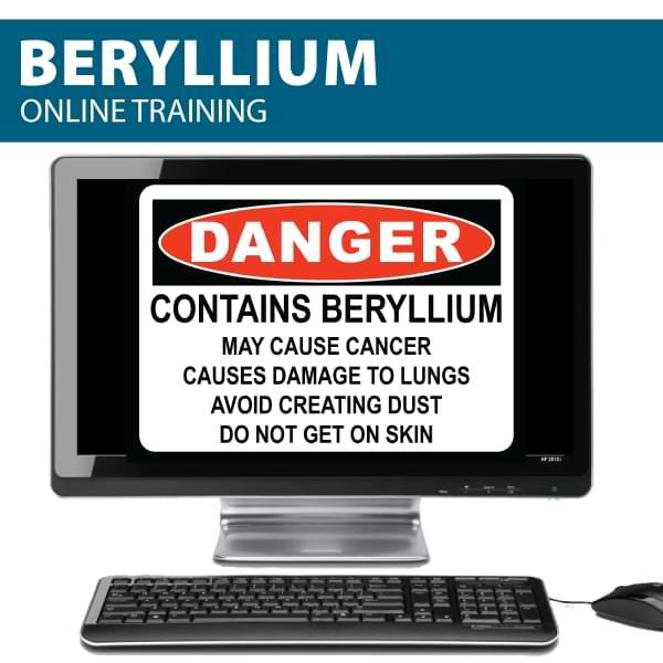 online beryllium training certification