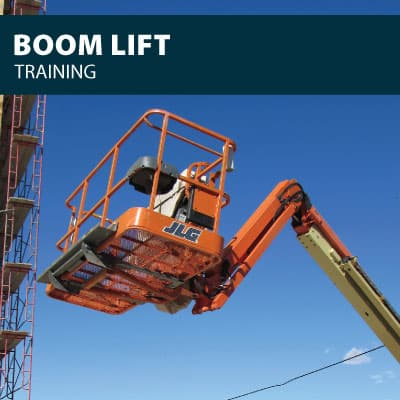 canada boom lift training certification