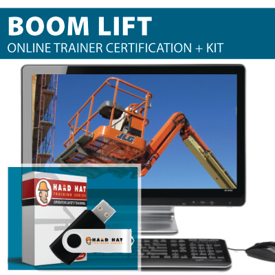Boom lift Train the Trainer