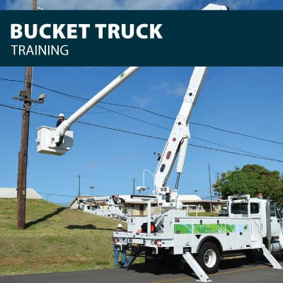 bucket truck safety training certification