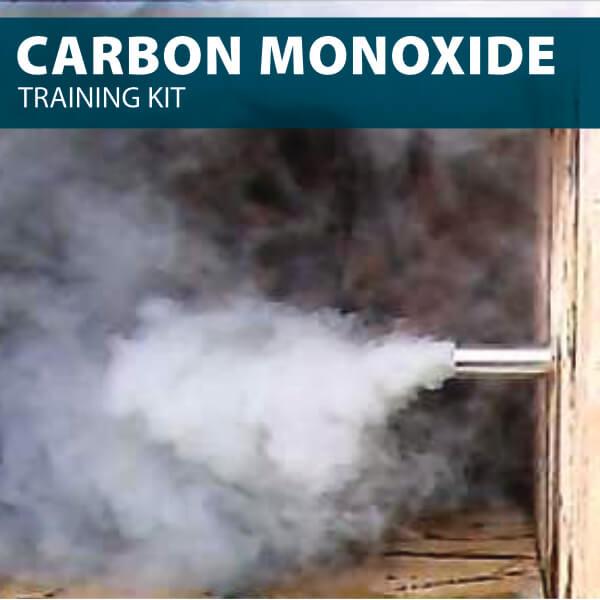 carbon monoxide training kit