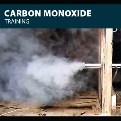 carbon monoxide safety training certification