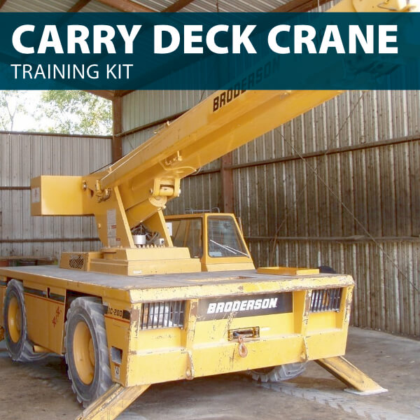 Carry Deck Training Kit