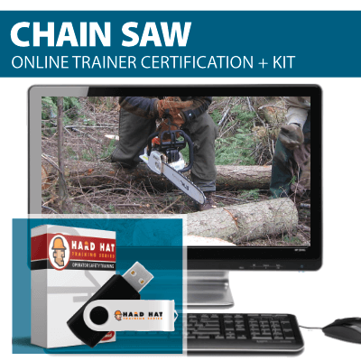 Chainsaw Train the Trainer