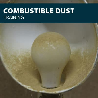 combustible dust safety training certification