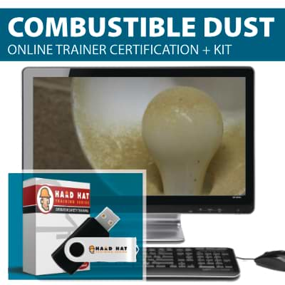 Combustible Dust Train the Trainer Certification