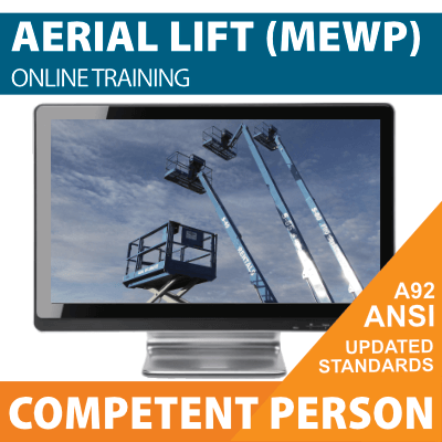 Aerial Lift Competent Online Training