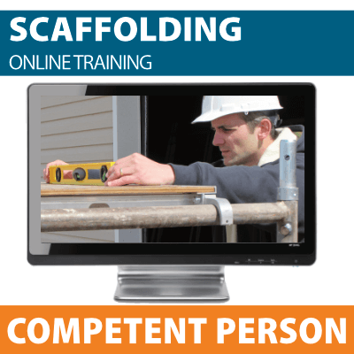 Scaffolding Competent Person Online Training