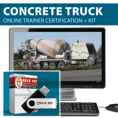 Concrete Truck Train the Trainer