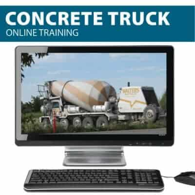 concrete truck online canada