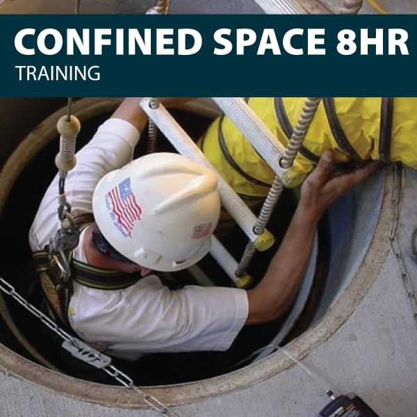 canada confined space 8 hour training training certification